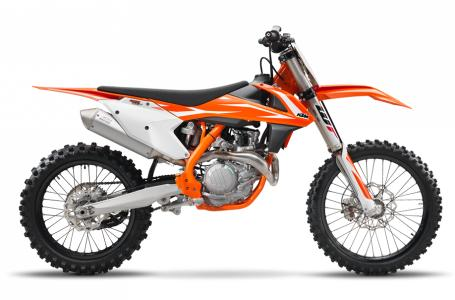 2018 450 SX-F Clearance Save $3500