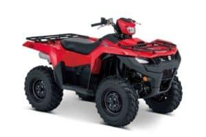 LT500 Power Steering Ex-Demo