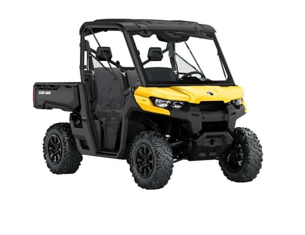Can-Am Defender HD5 DPS SAVE $2500