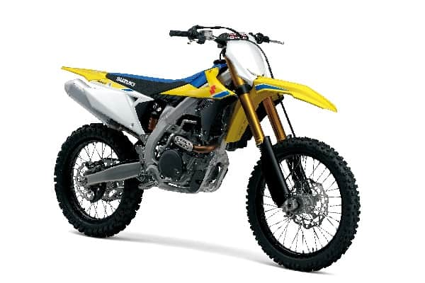 2019 Suzuki RMZ450 Run-out $9490