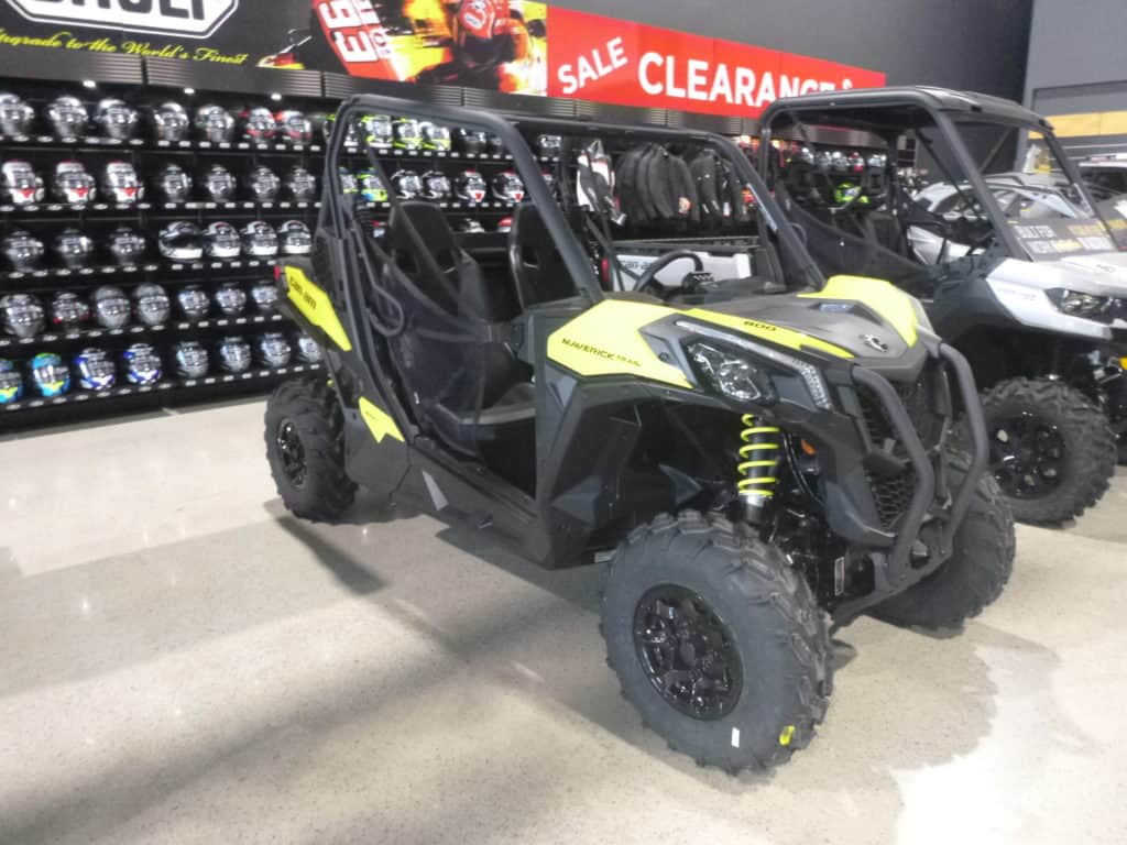 2018 Can-Am Maverick Trail 800 Save $5000