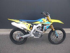 2018 RMZ450 Ex-Staff bike $7490