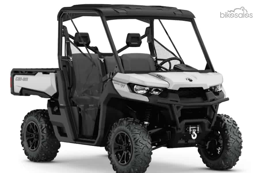 Can-Am Defender HD10 XT SAVE $4000
