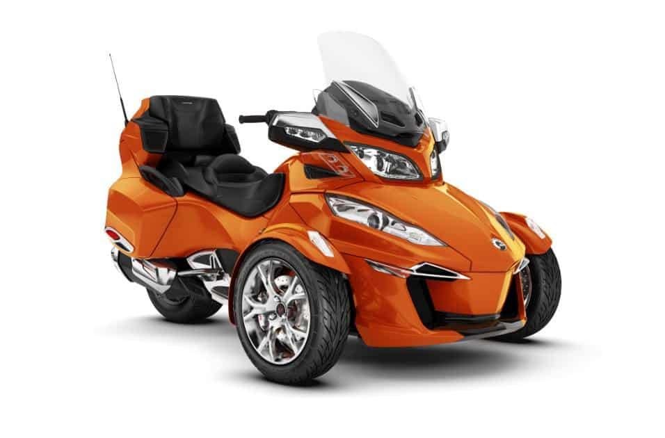 Upgrade to a 2019 Can-Am Spyder RT