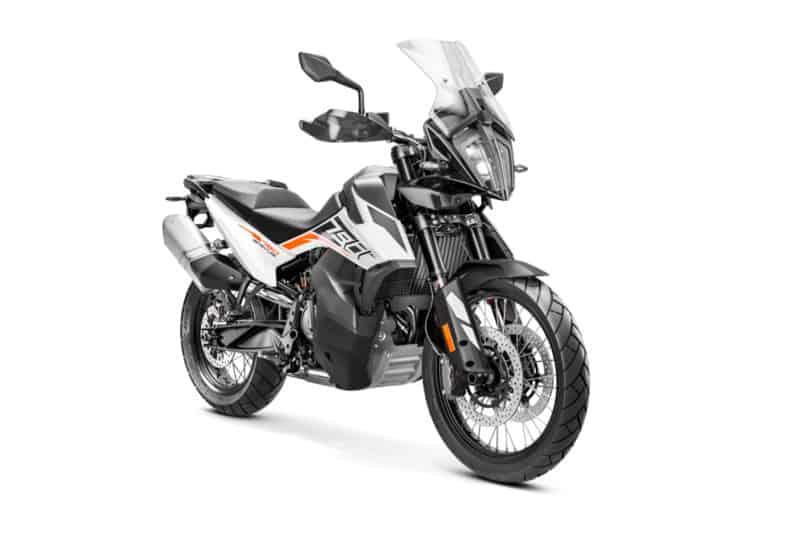 2019 KTM 790 Adventure S $18990 Ride Away
