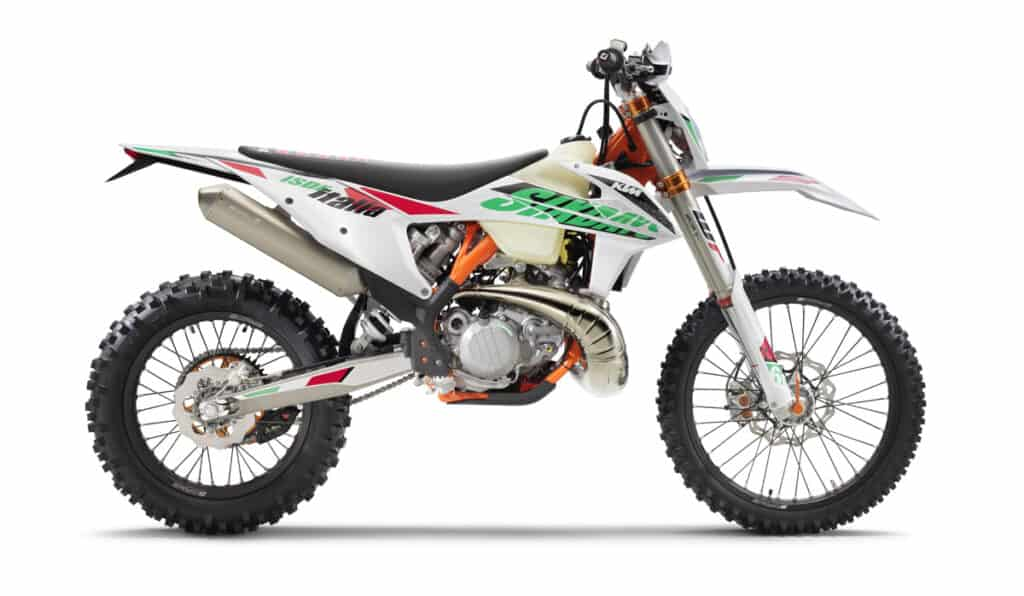 2021 KTM 250 EXC-TPI SIX DAYS - ONE LEFT - $14,990 RIDE AWAY
