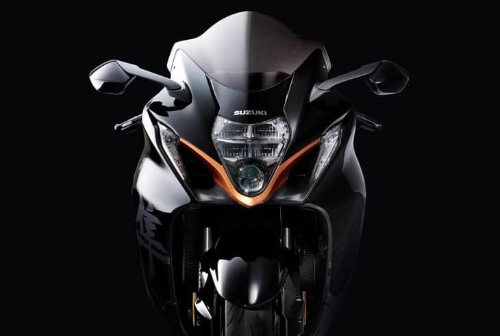 2021 Suzuki Hayabusa Gen III - $27,690 - Pre-Order Bonus