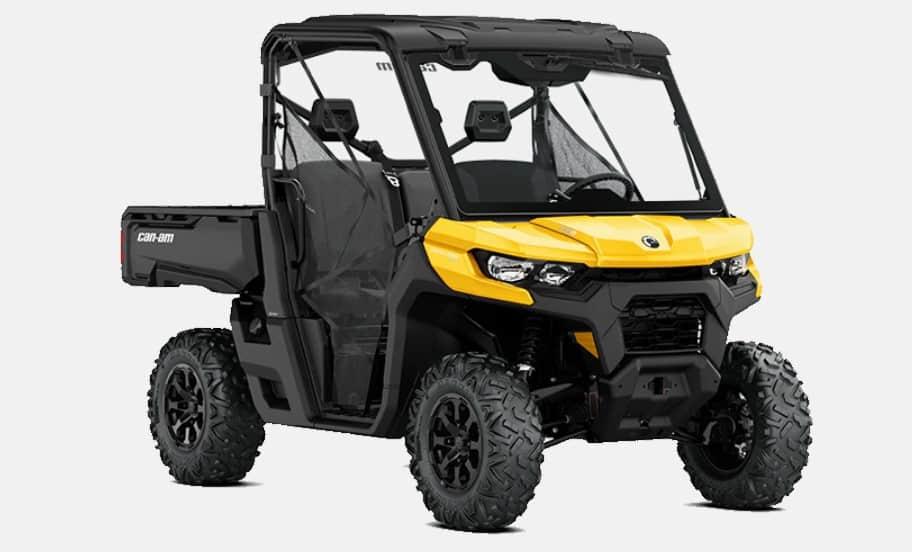 2021 CAN-AM HD8 XU - $25,490 RIDE AWAY