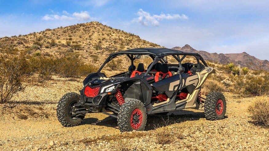 2021 CAN-AM MAVERICK X3 MAX X RS