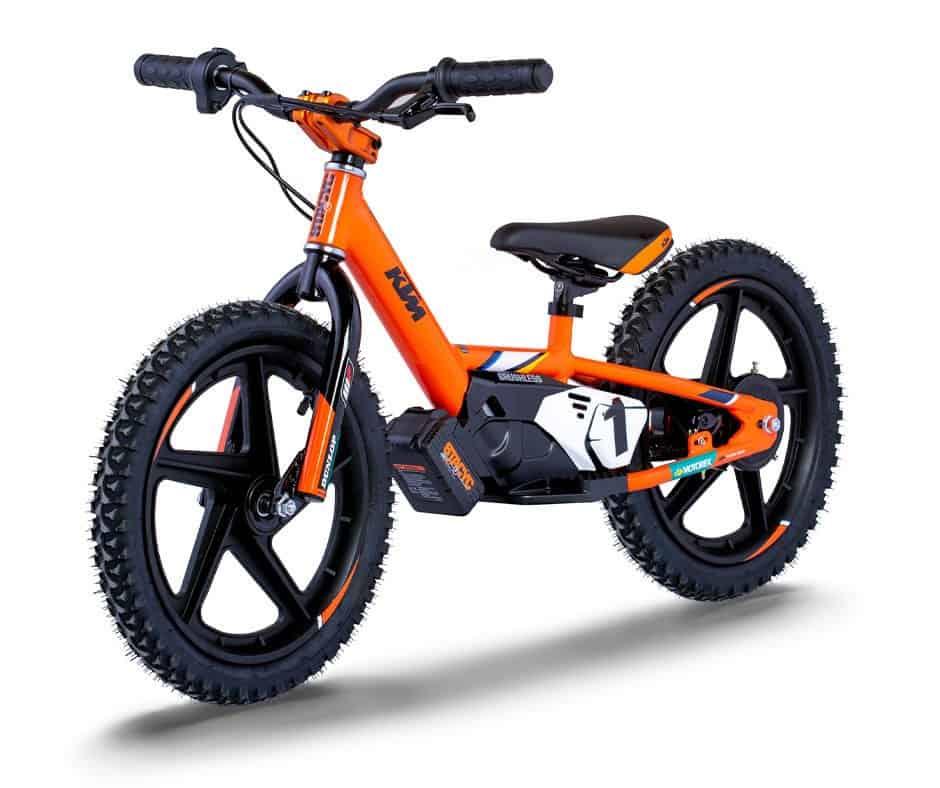 2021 STACYC KTM REPLICA 16eDRIVE - $1490