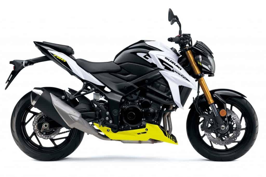 2021 Suzuki GSXS 750 S $13,290 SAVE $1000