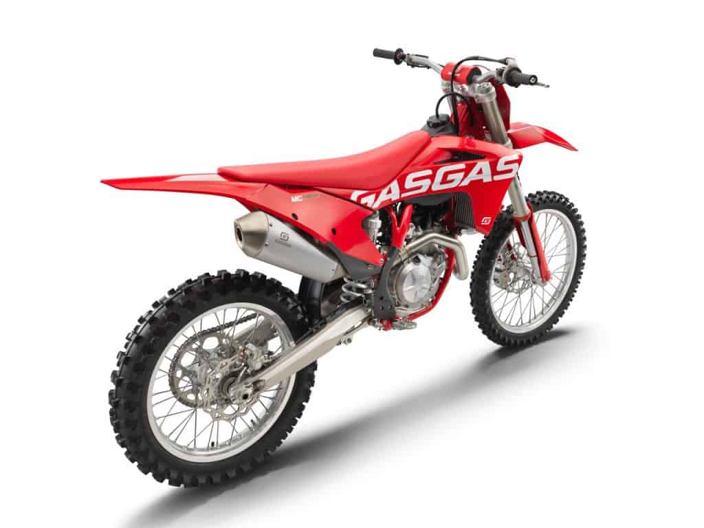 2021 GASGAS MC450F - $12,490 + $750 BONUS