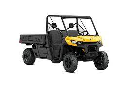 2021 CAN-AM Defender Pro Pickup $25990