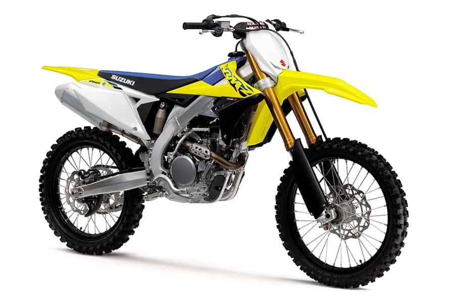 2022 Suzuki RMZ250 $10,990