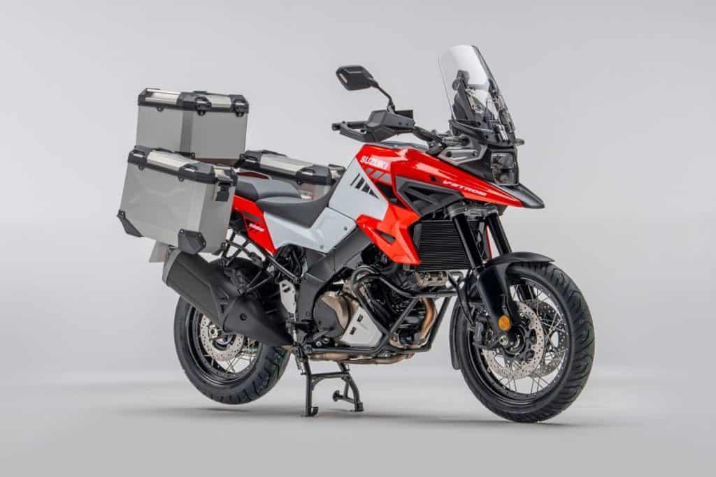 2021 V-STROM 1050XT $21,490 Ride Away FREE LUGGAGE!