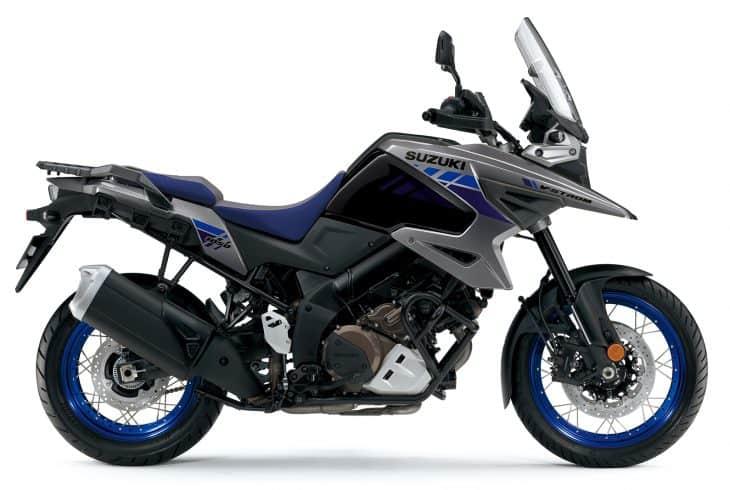 Suzuki Vstrom 1050 XT