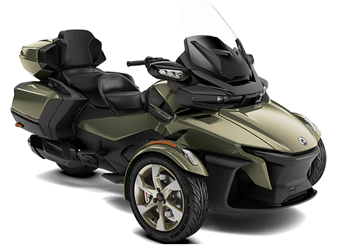 Can-am Spyder RT Limited Sea to Sky