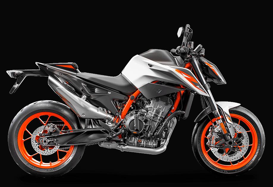 2021 KTM 890 Duke R Clearance $17,490 Ride Away + $500 Bonus